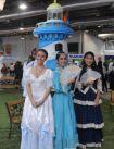 Las vestimentas tradicionales recordarán la historia porteña.