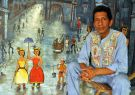 Escenas del Guayaquil popular son los temas de Jorge Jáen.