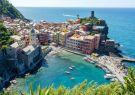 Vernazza es una de las Cinque Terre, en el este de Liguria.