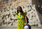 Kim Golbary (Vietnam), 36, guía turística en Jerusalén (Israel)
