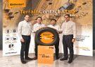 Daniel Maldonado, gerente de ventas PLT; Juan Francisco Rekalde, gerente de mark