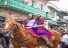 El Pase del Niño Viajero se cumple el 24 de diciembre en la calle Bolívar.