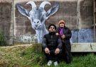 La directora Agnès Varda y el escritor JR en Visages villages.