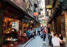 Melbourne es la pionera en dinamizar sus callejones.