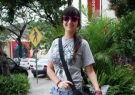 Diana Baquerizo, 20 años