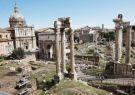 El Foro Romano contiene catacumbas, ruinas y sitios antiguos que reflejan una vi