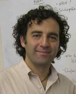 Rodrigo Quian Q., neurocientífico argentino autor de Borges y la Memoria.