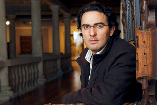 Juan Gabriel Vásquez (1973), autor de la novela El ruido de las cosas al caer.