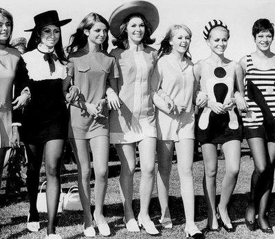 eba029d8f 50 años de la minifalda | Moda y Belleza | La Revista | EL UNIVERSO