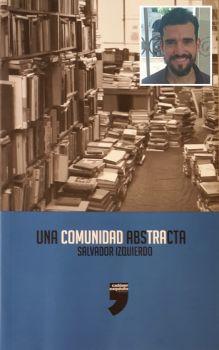 Portada del libro de Jorge Izquierdo Salvador, escritor ecuatoriano.