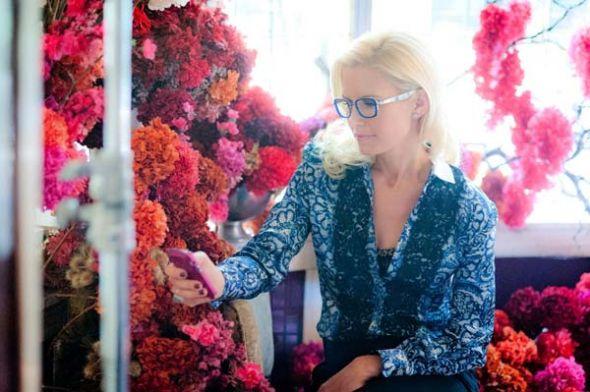 La línea de gafas y lentes Valeria Mazza Eyewear ha alcanzado el mercado europeo
