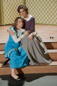Arianne Tavernier y Luciana Grassi serán Helen y Anne.