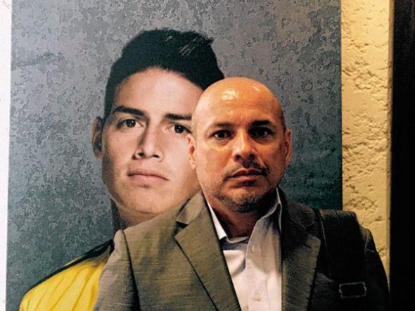 Juan Carlos Restrepo.