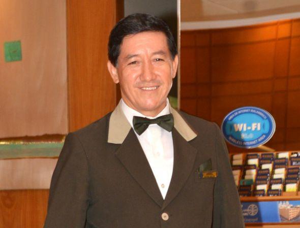 Ángel López, 61 años