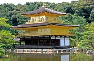 Templo del Pabellón de Oro, es el nombre informal del Rokuon-ji.