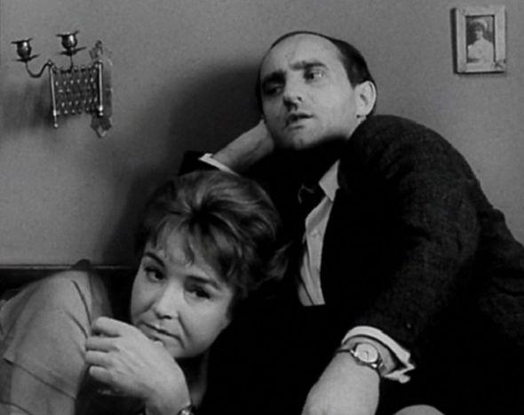 Adaptación checa de La broma (1969) dirigida por Josef Somr.