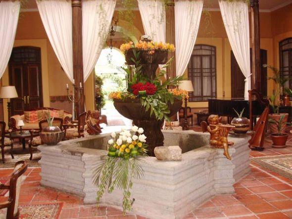 El hotel boutique Mansión Alcázar (Cuenca).