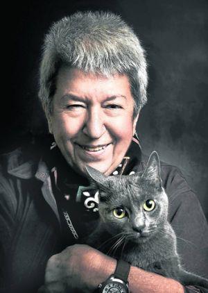 Sylvia Molloy, escritora argentina y autora de En breve cárcel.