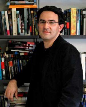 Juan Gabriel Vásquez (1973), escritor colombiano autor de Las reputaciones.