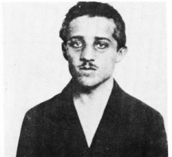 Gavrilo Princip (1894-1918).