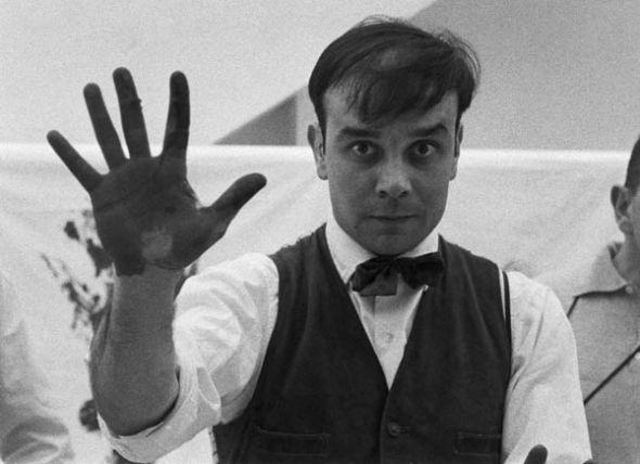 Este artista francés murió de un ataque cardiaco a los 34 años.