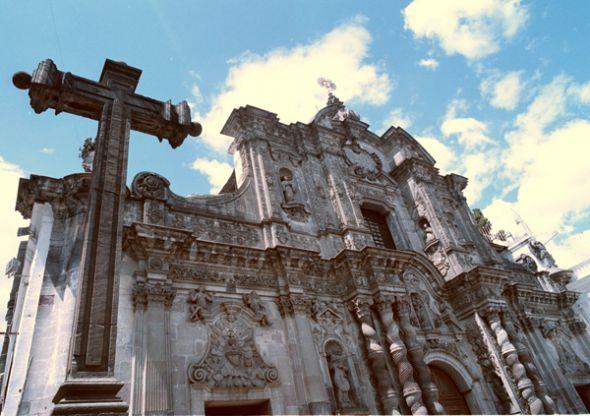 Iglesia de la Compañía de Jesús.