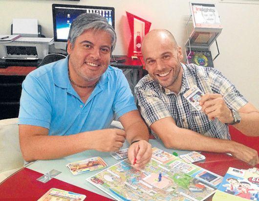 Roberto Miranda y 'Perico' Mateos, promotores del emprendimiento