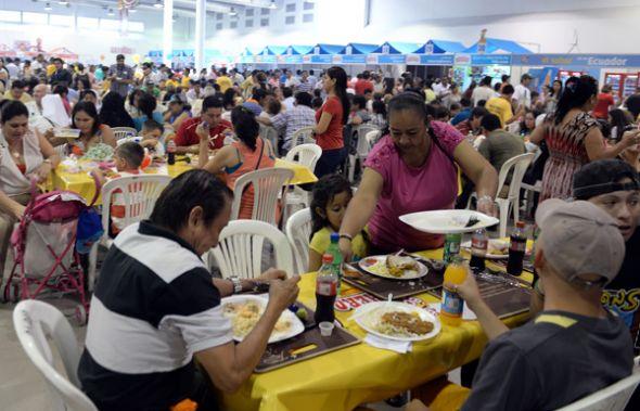 La feria Raíces congregó a unos 150 mil visitantes en julio anterior.