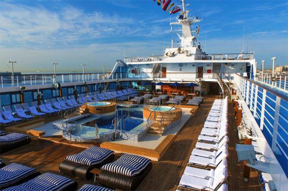 Naviera Crystal Cruises