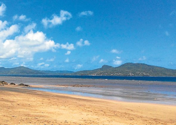 El Archipiélago de Bazaruto es un grupo de seis islas, en Mozambique, cerca de