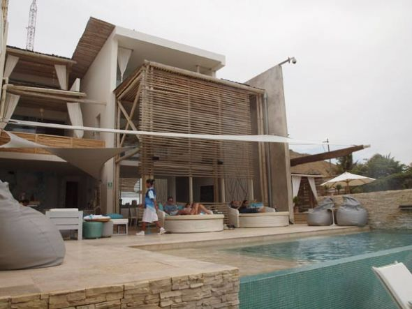 DCO Suites Lounge & Spa (Máncora Chico)