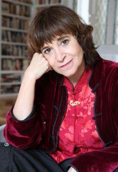Rosa Montero (1951), periodista y escritora española, autora de La ridícula idea