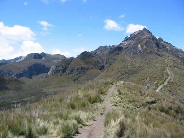 La cumbre del Rucu Pichincha estará al alcance de los excursionistas.