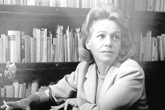 Elena Garro (1916-1998), escritora, poeta y dramaturga mexicana.