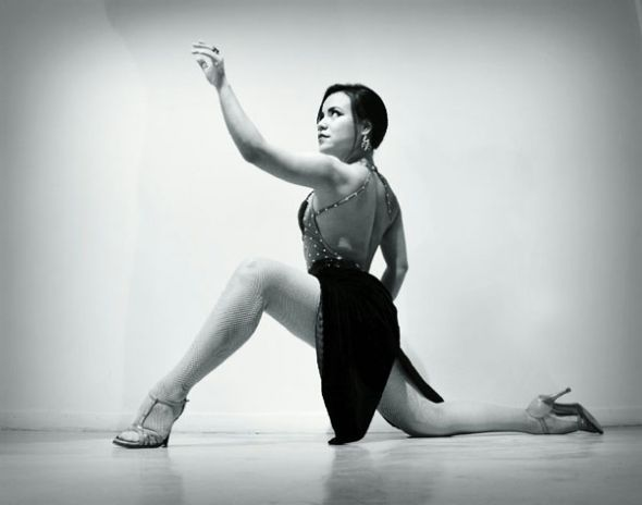 Maritza Intriago dictará un taller de tango para novatos.
