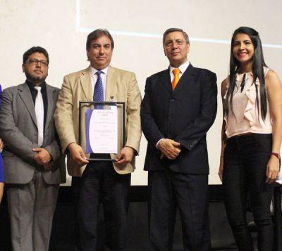 Mauricio Maldonado, coordinador técnico general Mipro; Benigno Sotomayor, gerent