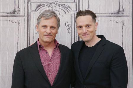 Actores: Viggo Mortensen y Matt Ross, quien dirige Capitán Fantástico.