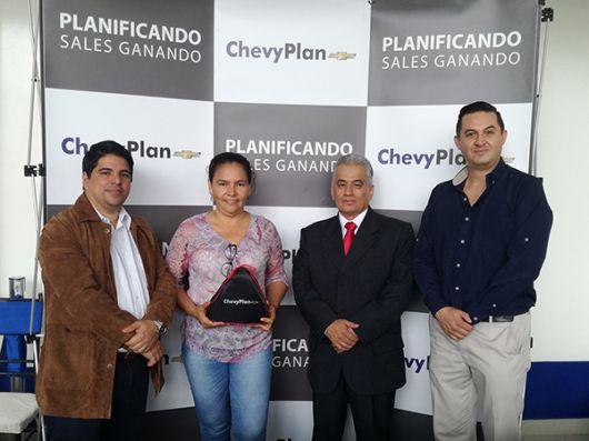 Compra planificada con ChevyPlan