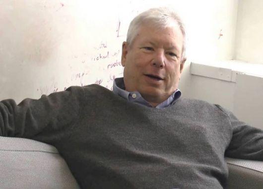 Richard H. Thaler, ganador del Nobel de Economía 2017.