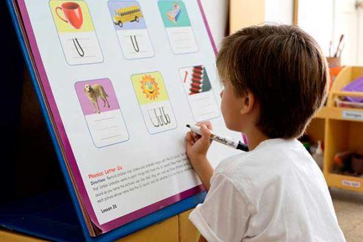 El programa 100% Inglés de Logos Academy cuenta con 21 parvularias.