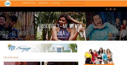 Desde diciembre de 2017 está en línea el sitio eleOele.com.