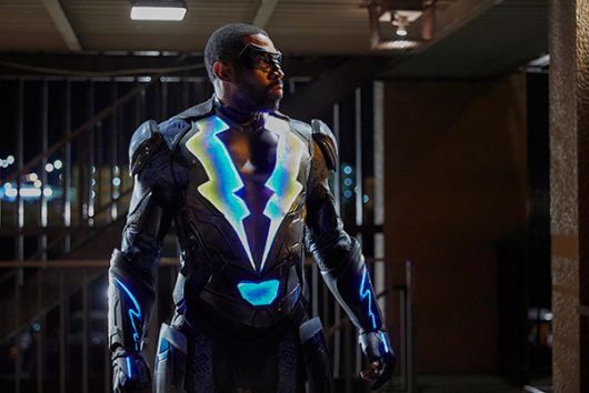 Cress Williams es el protagonista de la serie Black Lightning por Netflix.