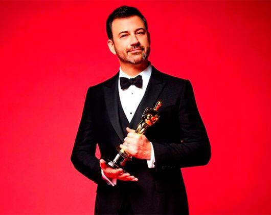 Jimmy Kimmel fue nuevamente el encargado de la presentación de la gala.