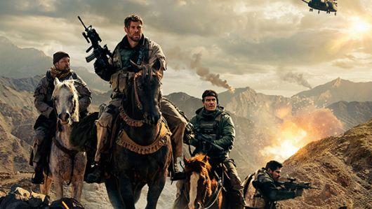 Chris Hemsworth se aleja de sus personajes fantásticos y se convierte en capitán