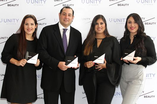 En el evento estuvieron: Belén Arias, category manager moda.