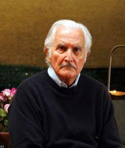 Carlos Fuentes (1928-2012), escritor mexicano.
