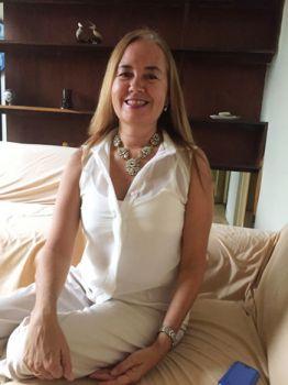 Silvia Pérez Loose, autora de Aguajes y sequías.