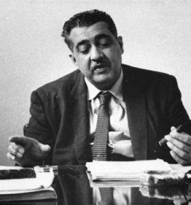 José Lezama Lima, escritor cubano.