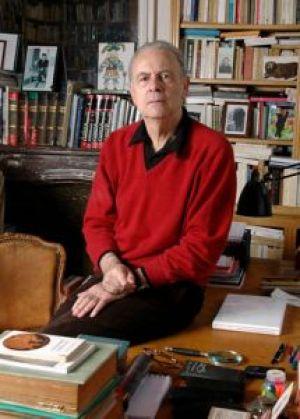 Patrick Modiano (1945), novelista francés, autor de Villa triste.