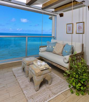 La playa en su casa vivienda y decoraci n la revista for Vivienda y decoracion